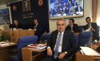 MEHMET MEHDİ EKER - Mustafa Savaş AK Parti MKYK'da