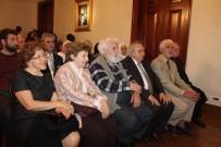 MAHMUT ŞAHIN - Noktanın Ve Renklerin Devranında Hazret-İ Fatime Sergisi Dolmabahçe Sarayı'nda Açıldı