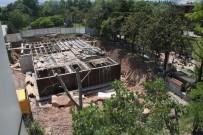 TEMEL KAZISI - Roma Mezarlarının Bulunduğu Alan Açık Hava Müzesi Olacak