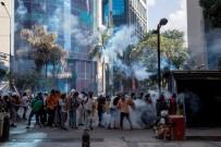 HÜKÜMET KARŞITI - Protestolar 50. Gününde Açıklaması En Az 46 Ölü