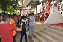MANKENLER - Rus Mankenler Diyarbakır'ı Salladı