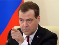EKONOMİK İŞBİRLİĞİ TEŞKİLATI - Rusya Başbakanı Medvedev İstanbul'da