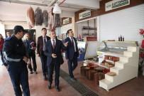 MARMARA BÖLGESI - Şahinbey Belediyesi Alıcı İle Satıcıyı Köy Pazarında Buluşturuyor