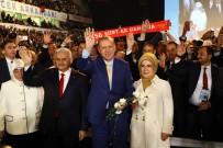 SEMİHA YILDIRIM - Salonda Erdoğan Ve Yıldırım Coşkusu