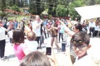 KUŞ YUVASI - Sümer Ezgü Yörük Şenliğinde Konser Verdi