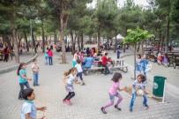 ŞEHITKAMIL BELEDIYESI - Suriyeli Yetimler Şehitkamil'de Moral Buldu