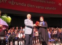 ERZURUM VALISI - THM Çocuk Korosu'ndan Yılsonu Konseri