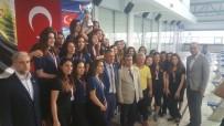 DUMLUPıNAR ÜNIVERSITESI - TSSF Sualtı Hokeyi Büyükler Türkiye Şampiyonası Sone Erdi
