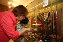 DENIZ KABUĞU - Türkiye'nin İlk 'Çocuk Koleksiyonerler Sergisi'