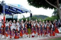 İZMIR MARŞı - Uluslararası Silifke Müzik Ve Folklor Festivali Başladı
