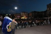 TEZAHÜRAT - Ümraniye'de Final Four  Coşkusu