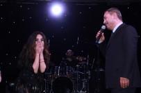 BİLGİ YARIŞMASI - Ünlü Şarkıcı Betül Demir Kdz. Ereğli'de Çilek Güzeli Seçildi