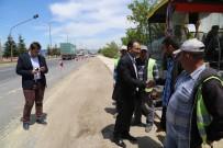 NURULLAH CAHAN - Uşak'ta Üçüncü Battı Çıktı İnşaatı Başlıyor