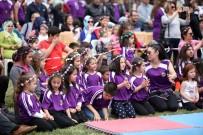 YENİMAHALLE BELEDİYESİ - Yenimahalleliler 'Engelsiz Spor Şenliği'nde Buluştu