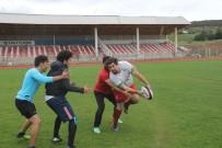 AMERİKAN FUTBOLU - Yiğidolar, Rugbyyi Sevdi