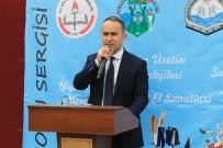 GİRESUN - 15 Bin Kursiyerin 1 Yıllık Emeği Sergilendi