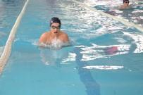 KURBAĞA - 19 Mayıs Gençlik Haftası Yüzme Yarışları Tamamlandı