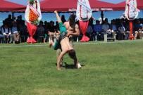 NURULLAH KAYA - 5. Lamos Arena Güreşleri Yapıldı