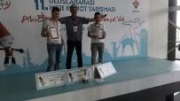 ADÜ'lü Gençler Robot Yarışmasında Türkiye 2.'Si Oldu