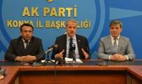 YÜKSEK HıZLı TREN - AK Parti Milletvekili Kaleli Gündemi Değerlendirdi