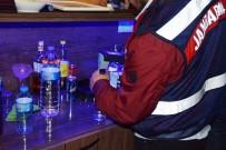 KAÇAK İÇKİ - Alkollü Mekanlarda Denetim Gerçekleştirildi