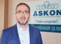 ASKON Diyarbakır Şube Başkanı Aydın Altaç Açıklaması