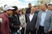 ERZURUM VALISI - Atatürk Üniversitesi'nden 1. Uluslararası Öğrenci Şöleni