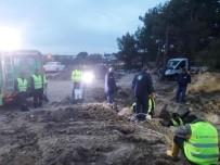 MUSTAFA BAYRAM - Ayvalık'ta Baski'den Arıtma Sorunu Çözümü İçin Dev Adım