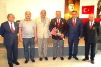 İÇTIMAI - Azerbaycan Muharip Gazileri İstanbul'da