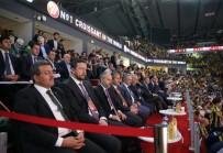 İBRAHİM KALIN - Bakan Çağatay Kılıç, Fenerbahçe'nin Tarihi Başarısını Kutladı