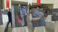TURGAY TANÜLKÜ - Bakırköy Adliyesi'nde 'Yaşamın Kıyısında' Sergisi Açıldı