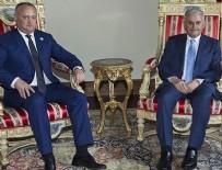 KARADENİZ EKONOMİK İŞBİRLİĞİ - Başbakan Yıldırım Moldova Cumhurbaşkanı Dodon ile görüştü