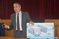 HAYVAN PAZARI - Başkan Aksoy Esnafla Bir Araya Geldi