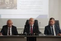 ERCIYES ÜNIVERSITESI - Başkan Hiçyılmaz KTO'nun 4 Yıllık Faaliyetlerini Anlattı
