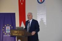 DEPREM - Başkan Kamil Saraçoğlu Açıklaması 27 Kilometrelik Yağmur Suyu Hattını Hizmete Sunduk