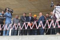 GÖKHAN KARAÇOBAN - Başkan Karaçoban Temel Atma Törenine Katıldı