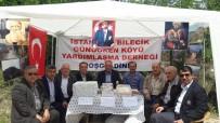 HıDıRELLEZ - Başkan Yaman Hıdırellez Etkinliklerine Katıldı