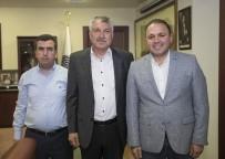 HÜSEYIN SÖZLÜ - Başkan Zeydan Karalar'dan Demirspor'a 150 Bin Lira Pirim