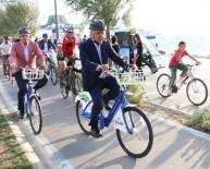ALSANCAK - Başkanlar İzmir İçin Pedal Çevirdi