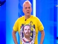 BEYAZ FUTBOL - Beyaz Futbol'da gülme krizi