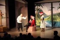 TURNE - Beyşehir Belediyesi'nden Çocuklar İçin Tiyatro Etkinliği