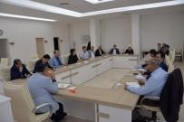 ŞEYH EDEBALI - Bilecik Belediyesi Haftalık İstişare Toplantısı