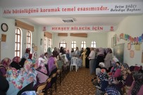 HÜRRİYET MAHALLESİ - Bilecik Belediyesi Mezarlıklar Müdürlüğü Ramazan Mukabelelerine Hazır