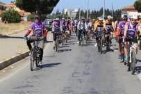 YOL HARITASı - Burhaniye'de Bisiklet Festivali Sona Erdi