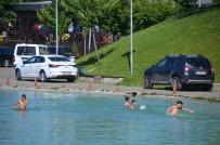 Bursa'da Çocukların Tehlikeli Oyunu Kısa Sürdü