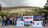 KURTULUŞ SAVAŞı - Çankaya, Makedon Gençleri Ağırladı
