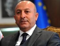 KıBRıS RUM YÖNETIMI - Çavuşoğlu, Rum gazetesine konuştu