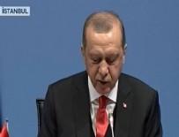 KARADENİZ EKONOMİK İŞBİRLİĞİ - Erdoğan: Karadeniz'e çok şey borçluyuz