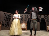 MUSTAFA AKSU - Develi'de Tiyatro Gösterisi Yapıldı
