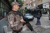 Diyarbakır'da 1400 Polisle Dev Operasyon